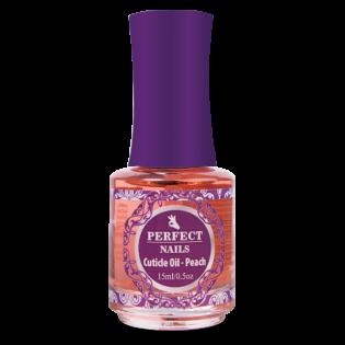 Cuticle Oil - Peach 15 ml