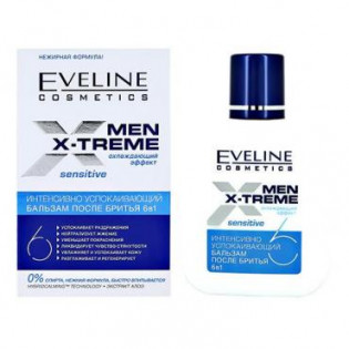 Men X-treme After Shave 6in1