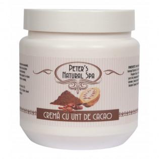 Crema cu unt de cacao 500 g