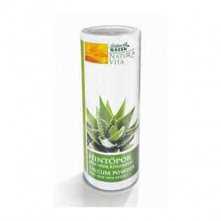 Pudra Talc Aloe Vera 100 g