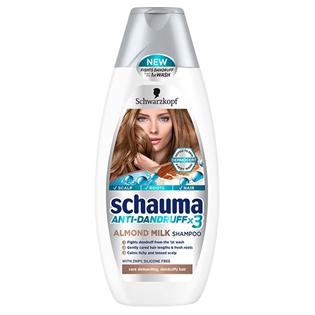 """Șampon anti-mătreață """"Lapte..."""